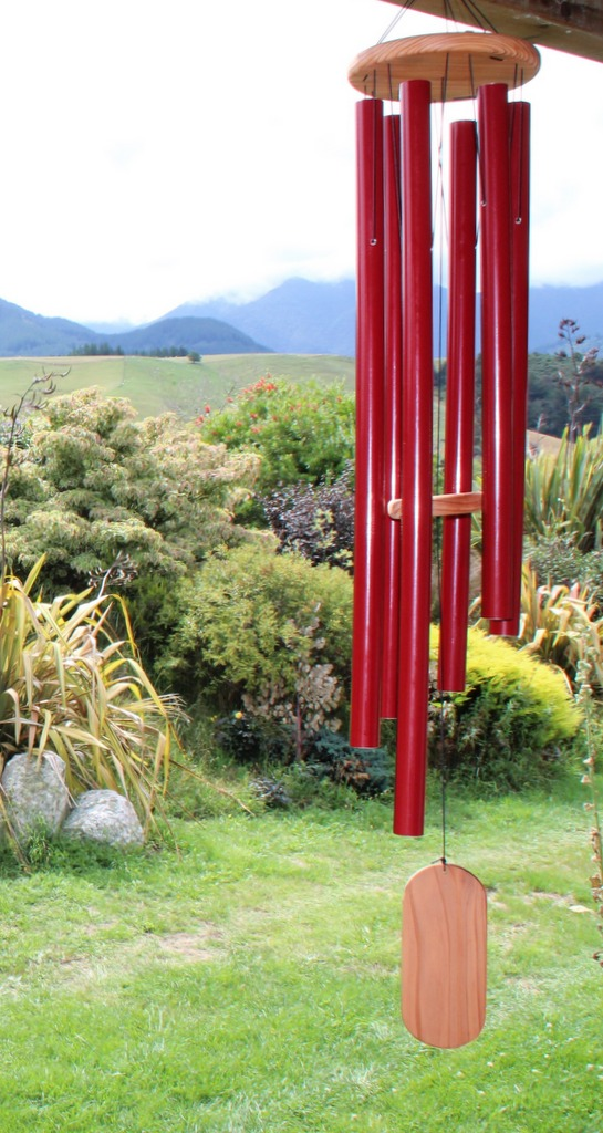 Windchime, Cathedral, made in New Zealand by Magnolia Windchimes